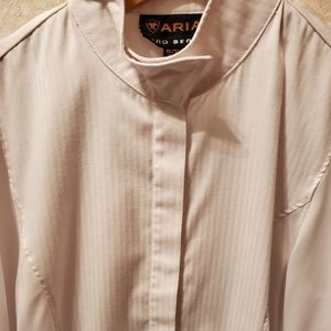 Ariat Pro-Series White Competition Shirt